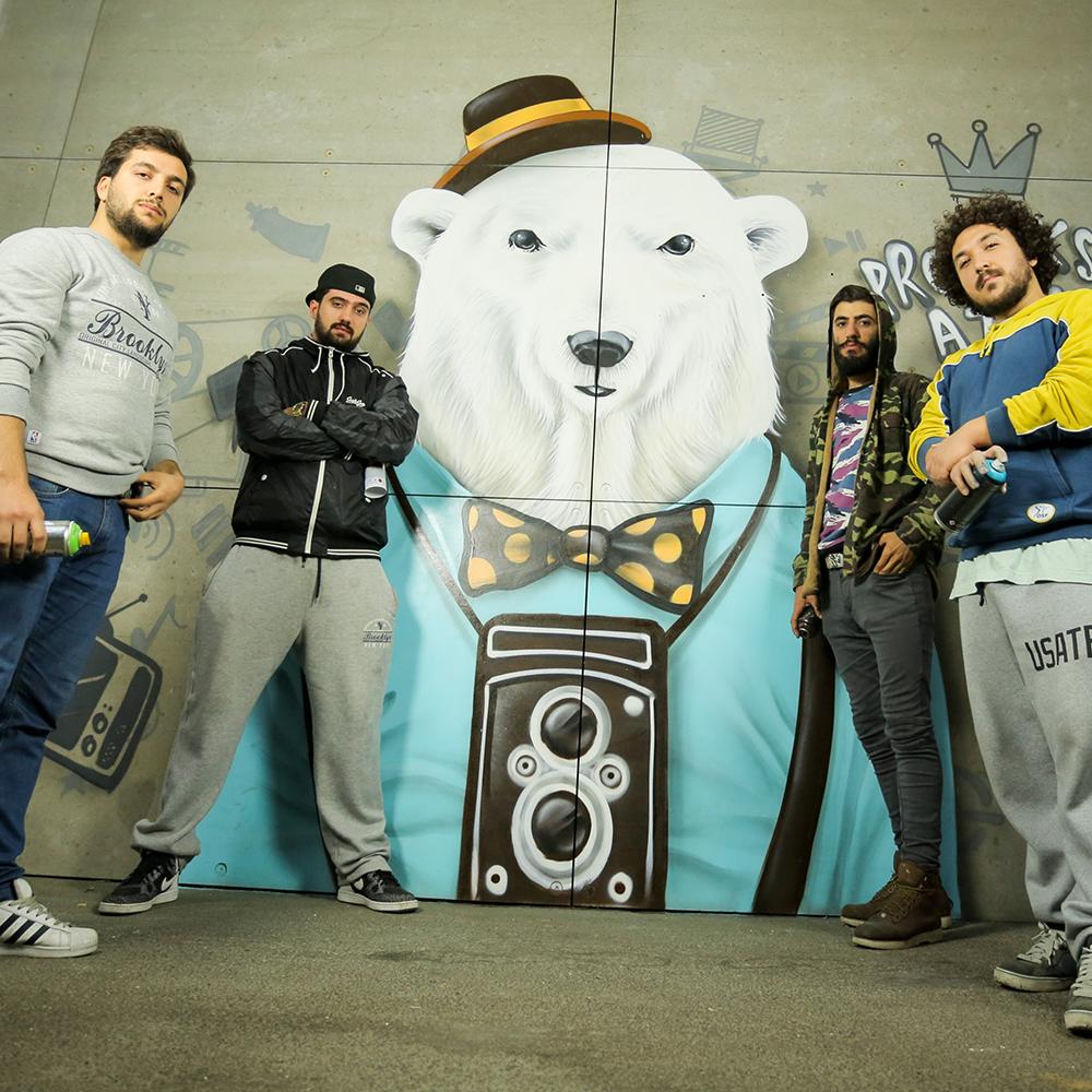 Bölüm 1: Sokak Sanatı Grafiti ve Writer Hakkında Bilmeniz Gerekenler
