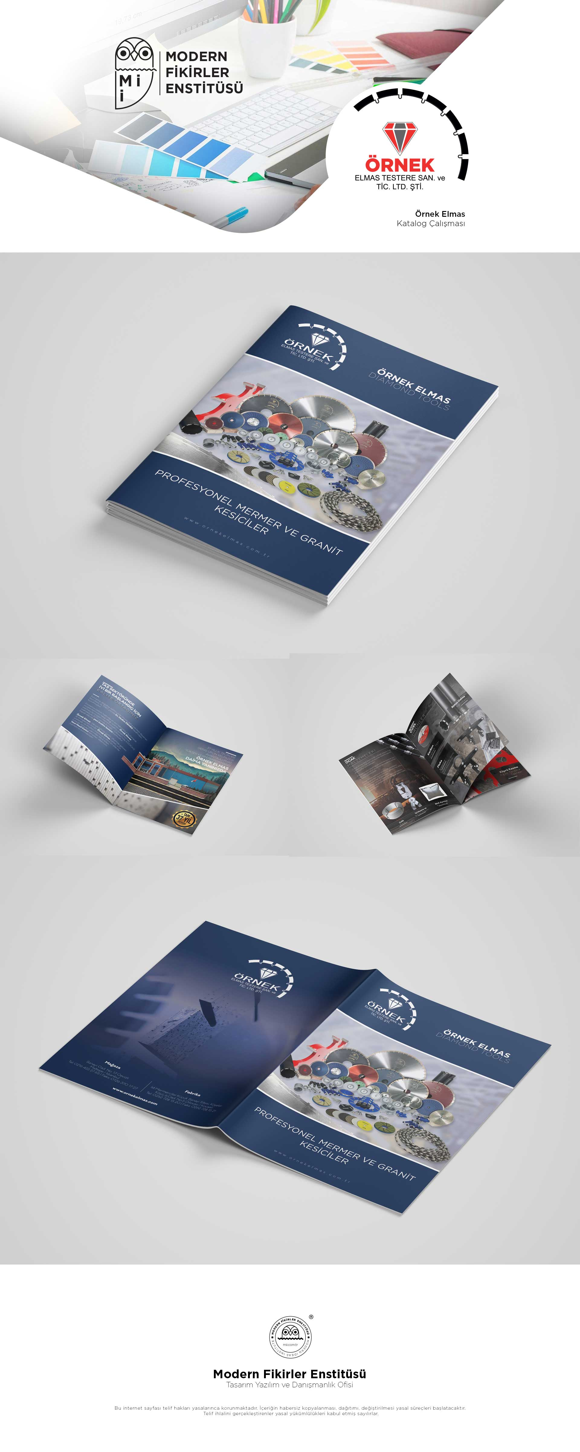 Örnek Elmas Katalog